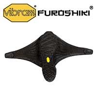 Logo et chaussure de la marque Vibram Furoshiki