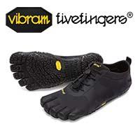 Logo et chaussure de la marque Vibram FiveFingers